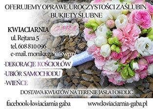 Kwiaciarnia GABA