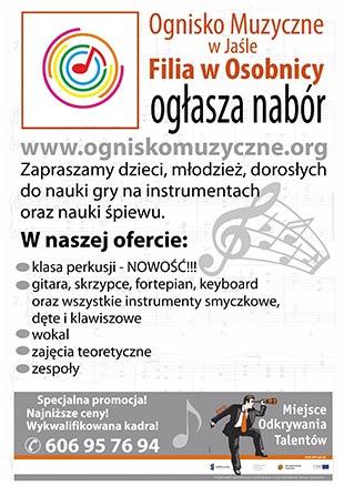 Ognisko muzyczne w Jaśle