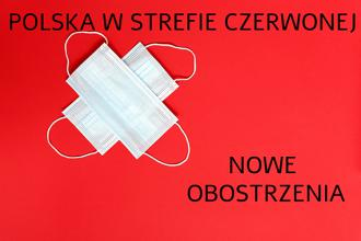 Koronawirus. Kolejne obostrzenia. Cała Polska w strefie czerwonej! LOCKDOWN!