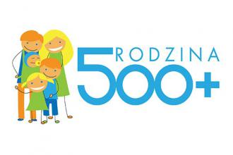 Program ,,Rodzina 500+'' od 1 lipca