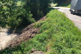 Ostrzeżenie o zagrożeniach drogowych w powiecie jasielskim