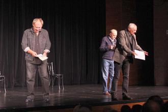Scenariusz dla trzech aktorów
