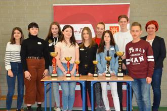 Młodzieżowa Rada Miejska – organizatorem międzyszkolnego turnieju piłki ręcznej