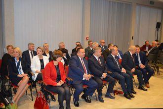 Prezydium Rady Miejskiej Jasła i składy komisji