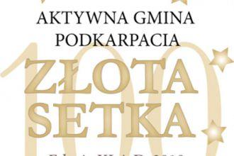 """4 miejsce Jasła w X Rankingu Nowin """"Złota setka gmin"""""""