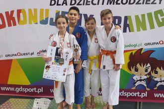 VIII Międzynarodowy Turniej Judo dla dzieci i młodzieży Bielsko- Biała