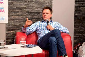 Chrześcijanin to jest człowiek, po spotkaniu z którym chce się żyć – Szymon Hołownia w MBP w Jaśle