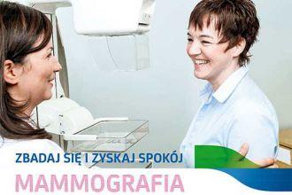 Miesiąc walki z rakiem piersi - bezpłatne badania w mammobusie - Jasło